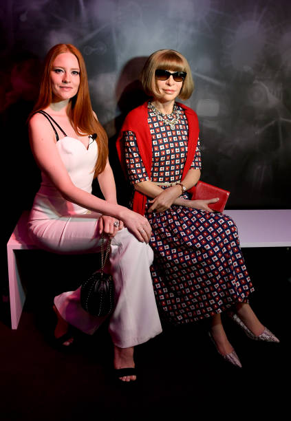 DEU: Opening Of Fashion Area At Madame Tussauds Berlin
