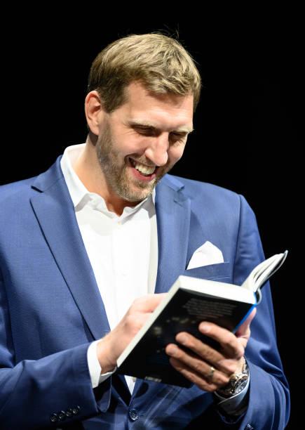 DEU: Dirk Nowitzki Presents Book