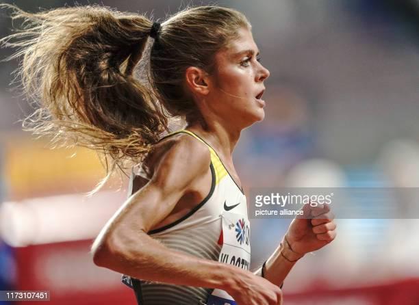 October 2019, Qatar, Doha: Athletics, World Championships, World Championships, IAAF, Khalifa International Stadium: 5000m, Women: Konstanze...