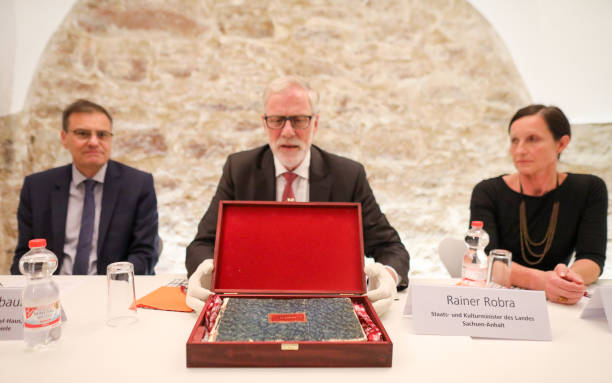 DEU: Händel-Haus Foundation Acquires Lost Manuscript