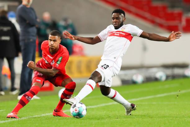 DEU: Bundesliga VfB Stuttgart - FC Cologne