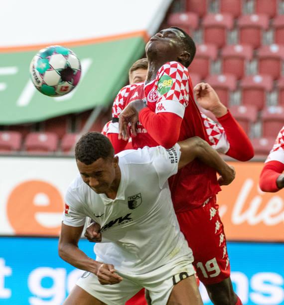 DEU: Bundesliga FC Augsburg - Mainz 05