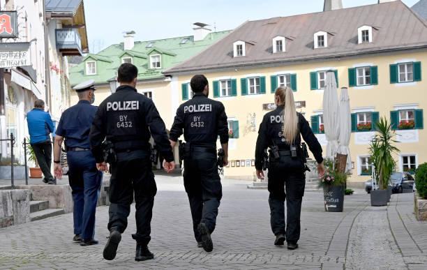 DEU: Coronavirus - Lockdown In Berchtesgaden