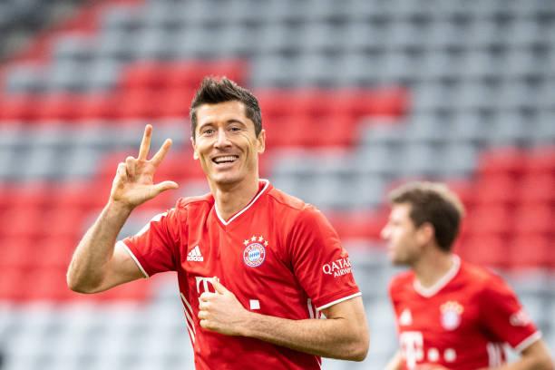 DEU: Bundesliga FC Bayern Munich - Eintracht Frankfurt