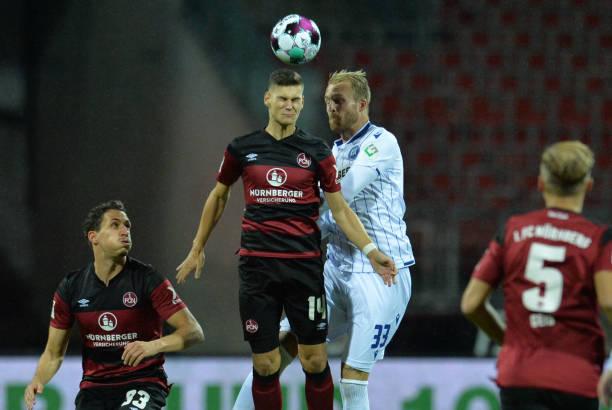 DEU: 2nd Bundesliga 1. FC Nuremberg - Karlsruher SC