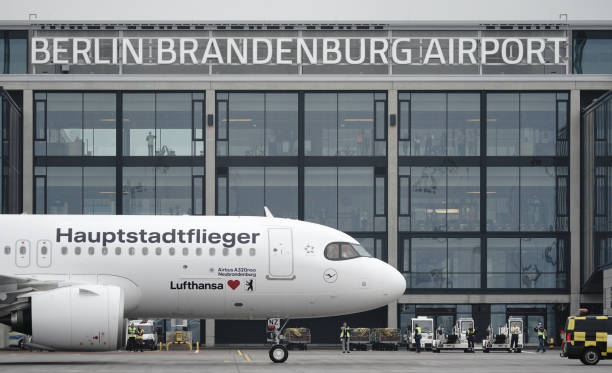 DEU: Opening Of Berlin Brandenburg Airport Willy Brandt - BER