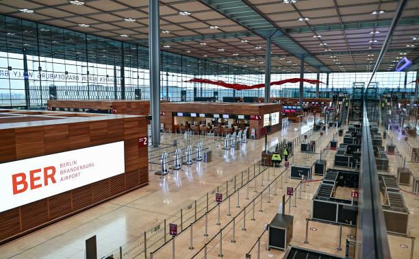 DEU: Capital Airport Berlin Brandenburg