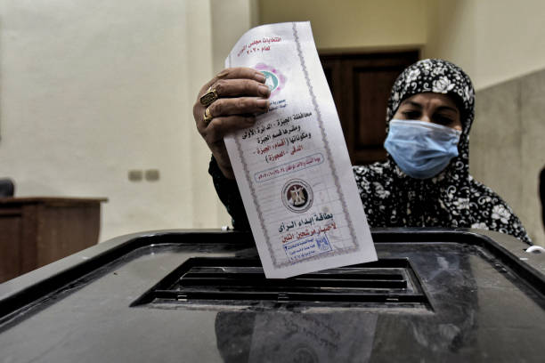 EGY: Parliamentary Election In Egypt