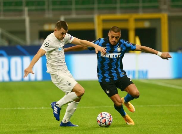 ITA: CL Inter Milan - Borussia Moenchengladbach