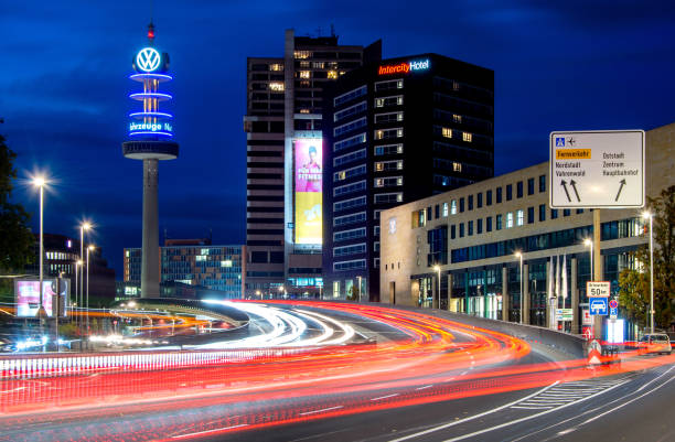 DEU: Chemnitz Becomes Cultural Capital 2025