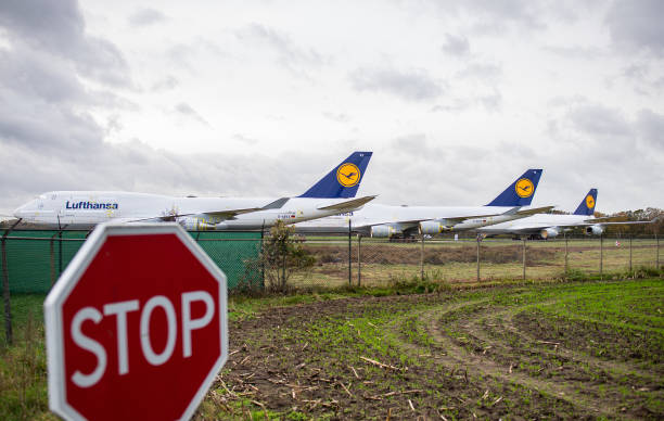NLD: Lufthansa Boeing 747 Are Not Allowed To Take Off