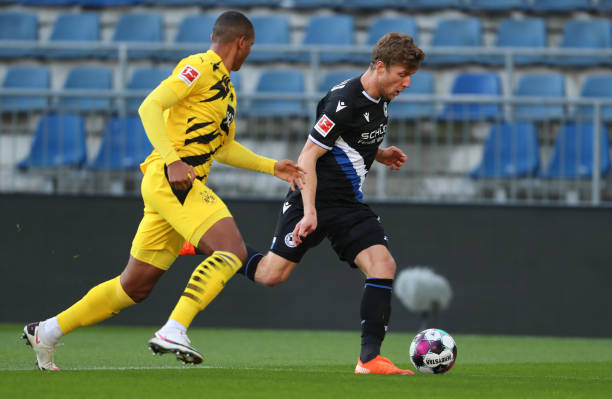 DEU: Bundesliga Arminia Bielefeld - Borussia Dortmund