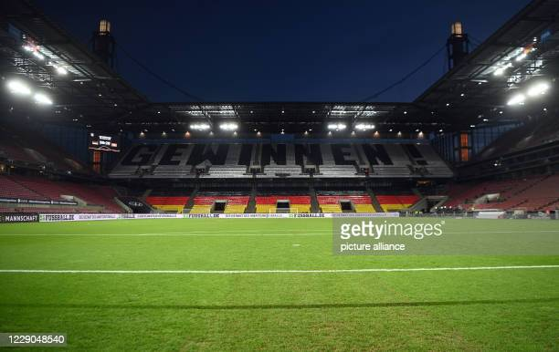 October 2020, North Rhine-Westphalia, Cologne: Football: Nations League A, Germany - Switzerland, group stage, group 4, 4th matchday in the...
