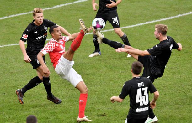 DEU: Bundesliga FSV Mainz 05 - Borussia Moenchengladbach