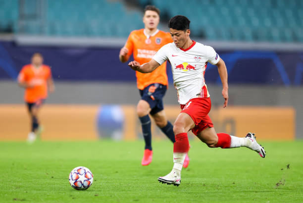 DEU: Champions League RB Leipzig - Istanbul Basaksehir