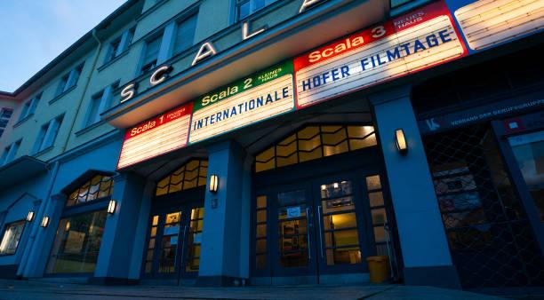 DEU: Start Of The International Hof Film Festival