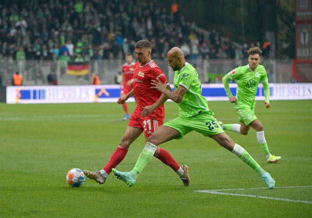 DEU: Bundesliga 1. FC Union Berlin - VfL Wolfsburg