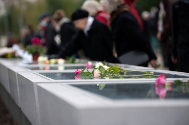 DEU: 80th Anniversary Of The Deportation Of North German Jews