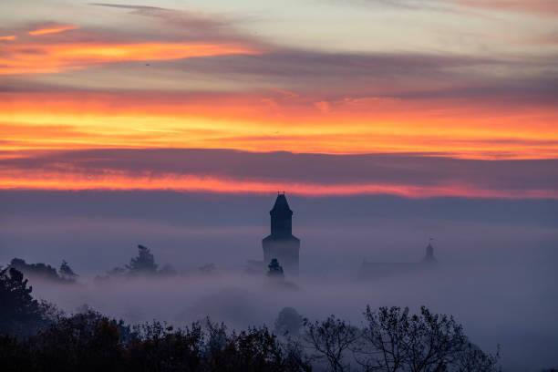DEU: Foggy Morning