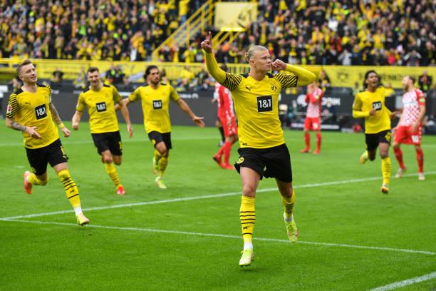 DEU: Bundesliga Borussia Dortmund - FSV Mainz 05