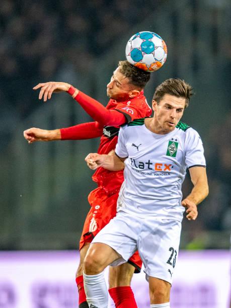 DEU: Bundesliga Borussia Moenchengladbach - VfB Stuttgart