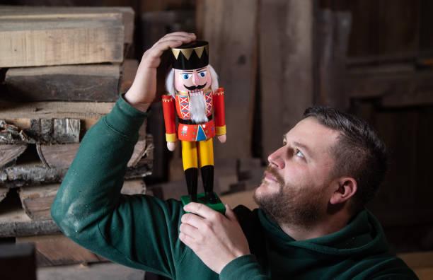 DEU: Nutcracker Wilhelm Brings Christmas Flair