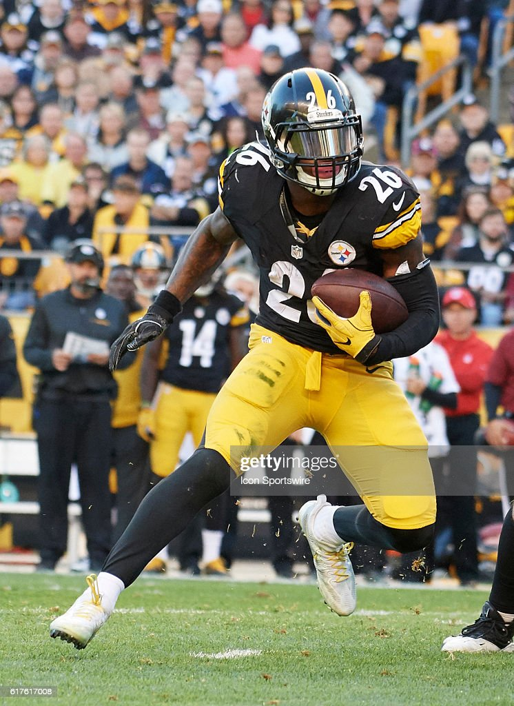 NFL: OCT 23 Patriots at Steelers : News Photo