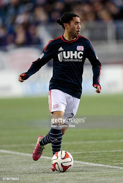 New England Revolution's Lee Nguyen The New England Revolution defeated Toronto FC 10 in a regular season Major League Soccer match at Gillette...