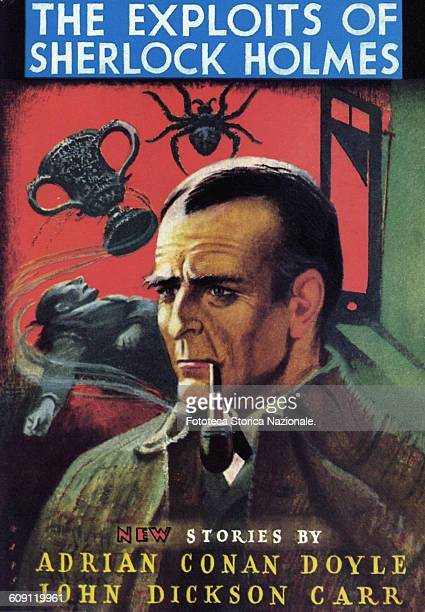 October 31 published the first Sherlock Holmes Adrian Conan Doyle writer the son of Arthur Conan Doyle Continues along with other writers authorized...