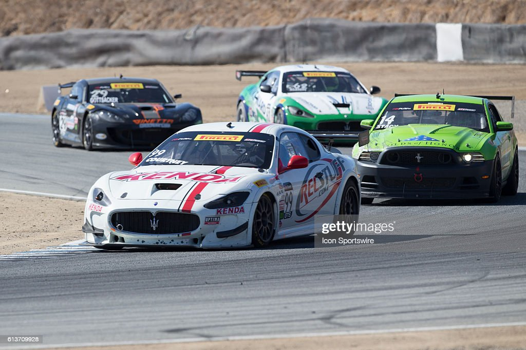 AUTO: OCT 09 Pirelli World Challenge Pictures   Getty Images