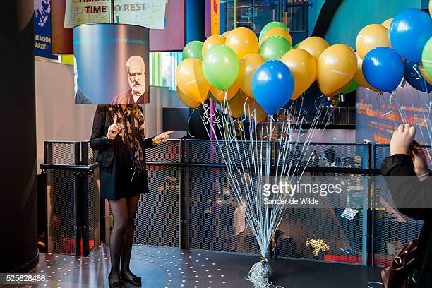 October, Brussels. This week were the open days of the European institutions. The permantent infocenter for the commisssion celebrates its first...