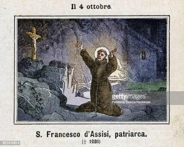 October the 4th Saint Francis of Assisi Saint Francis of Assisi born Giovanni di Pietro di Bernardone informally named as Francesco was an Italian...