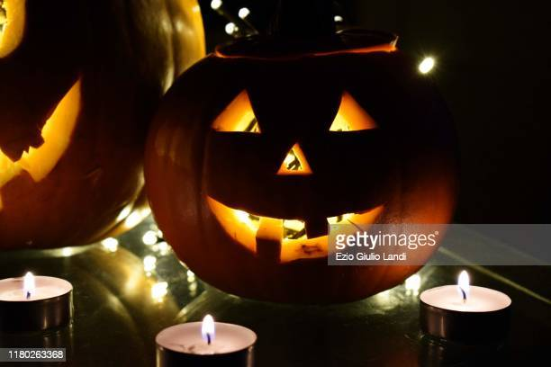 october vibes - halloween stock pictures, royalty-free photos & images