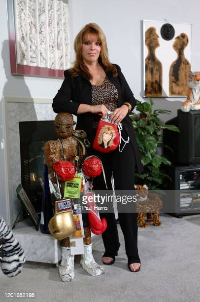 Female boxing manager and promoter Jackie Kallen. Her greatest success was managing former IBO Cruiserweight Champion and former WBU Light...