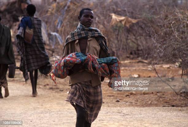 Octobre 1992 La ville mouroir de BAIDOA en Somalie accueille 60 000 réfugiés