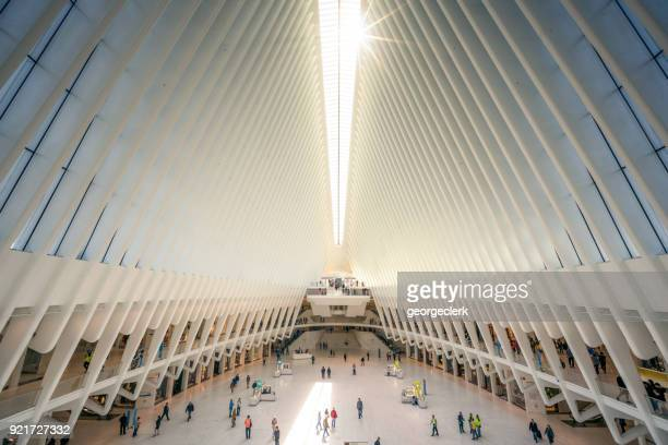 Oculus - World Trade Center Transportation Hub
