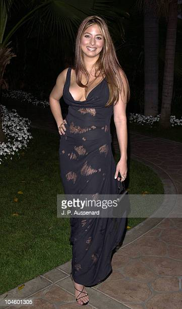 Odalys Garcia during Gala Celebration Honoring Don Francisco at Beverly Hills Hotel in Beverly Hills California United States