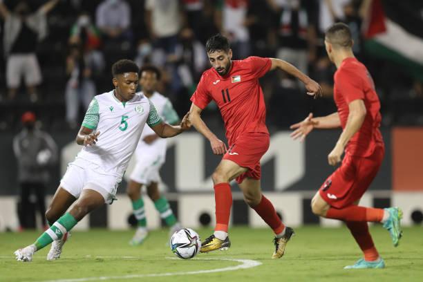 QAT: Palestine v Comoros - FIFA Arab Cup Qatar 2021 Qualifiers