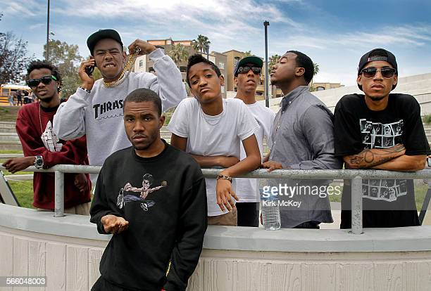 Odd Future is a 8 person hip hop collective from Compton who are the most polarizing and shocking group to come out of LA in decades They're...