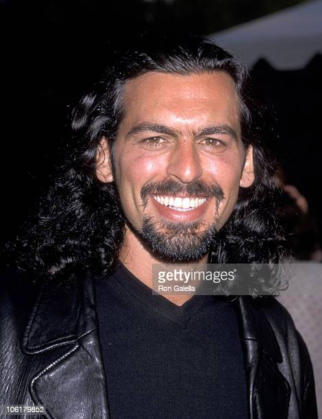 Oded Fehr during 'Bowfinger' Los Angeles Premiere Arrivals at Universal Amphitheatre in Los Angeles California United States