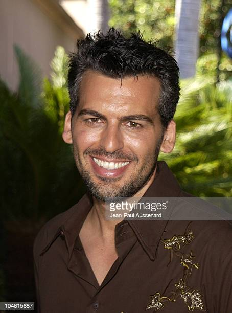 Oded Fehr during CBS Summer 2002 Press Tour Party at Ritz Carlton Hotel in Pasadena California United States