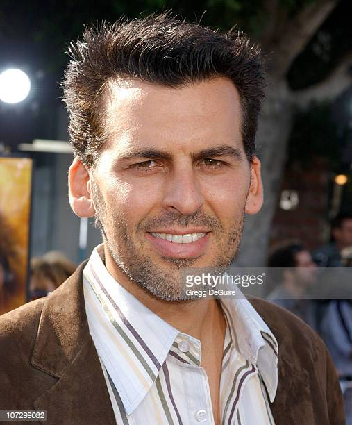 Oded Fehr during DreamWorks Pictures' 'Dreamer Inspired by a True Story' Los Angeles Premiere Arrivals at Mann Village Theatre in Westwood California...