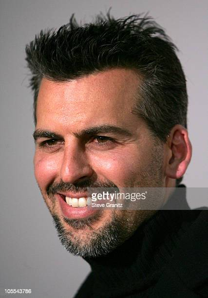 Oded Fehr during 'Match Point' Los Angeles Premiere Arrivals in Los Angeles California United States