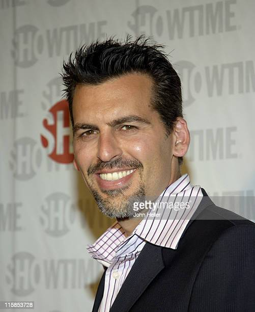 Oded Fehr during Showtime's 'Sleeper Cell' Premiere Arrivals at The Majestic Crest Theatre in Los Angeles California United States