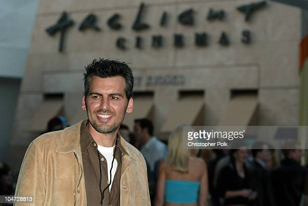 Oded Fehr during The 5th Annual Los Angeles Italian Film Awards presents 'Between Strangers' at Alto Palato in Hollywood California United States