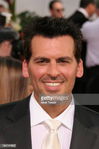 Oded Fehr during The 63rd Annual Golden Globe Awards Arrivals at Beverly Hilton Hotel in Beverly Hills California United States