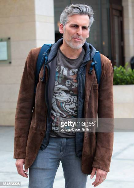 Oded Fehr is seen on May 10 2017 in Los Angeles California