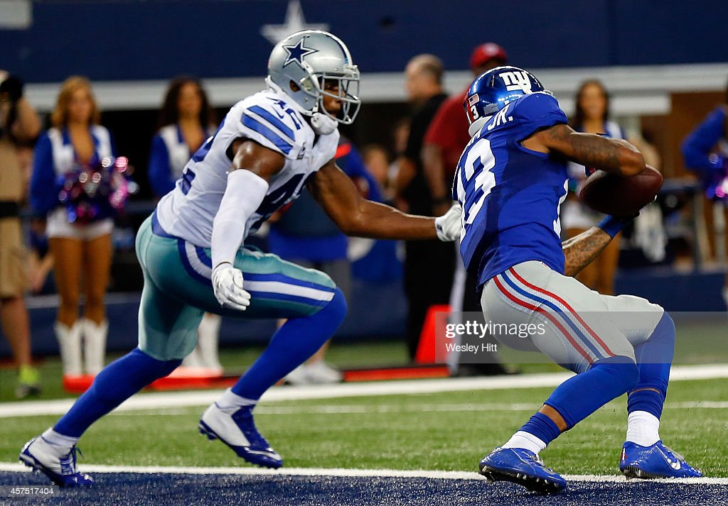 New York Giants v Dallas Cowboys : News Photo