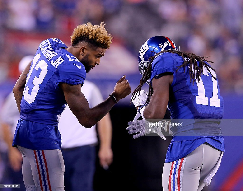 Jacksonville Jaguars v New York Giants