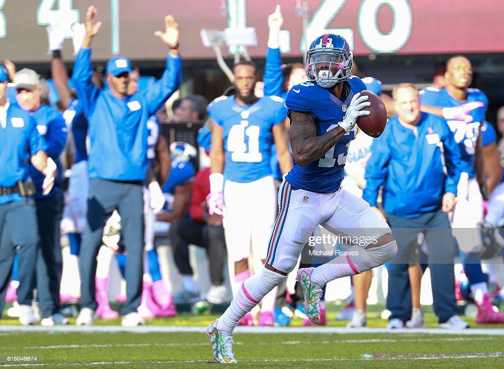 Baltimore Ravens v New York Giants : News Photo